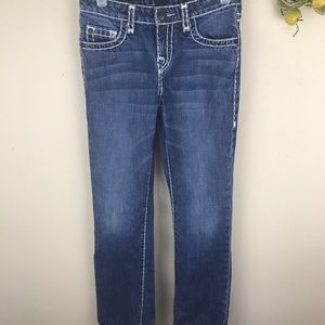 True Religion Ricky Super T Girl's Jeans size 12